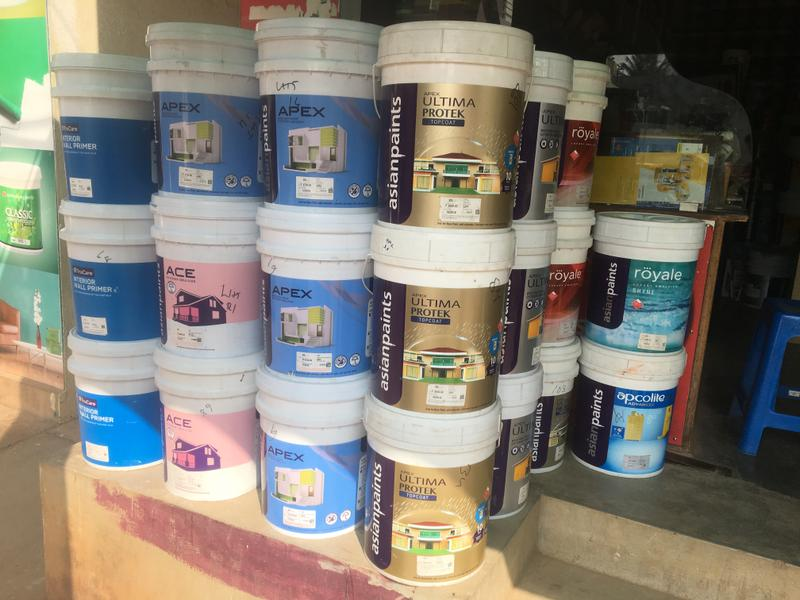 Hardware Tool & Paint Business Investment Opportunity in Mysore, India