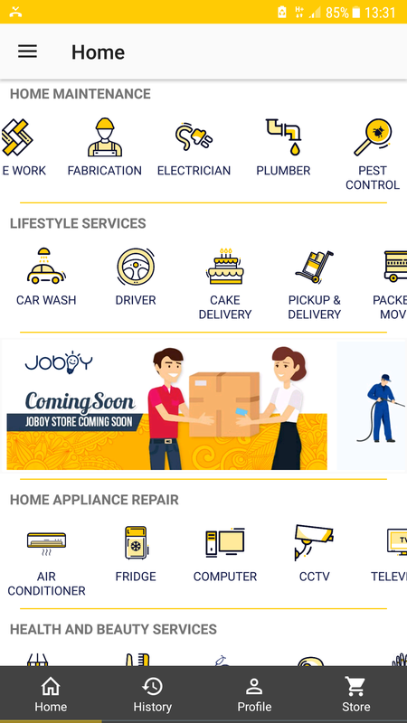 Home Services App Startup Investment Opportunity in Kochi, India