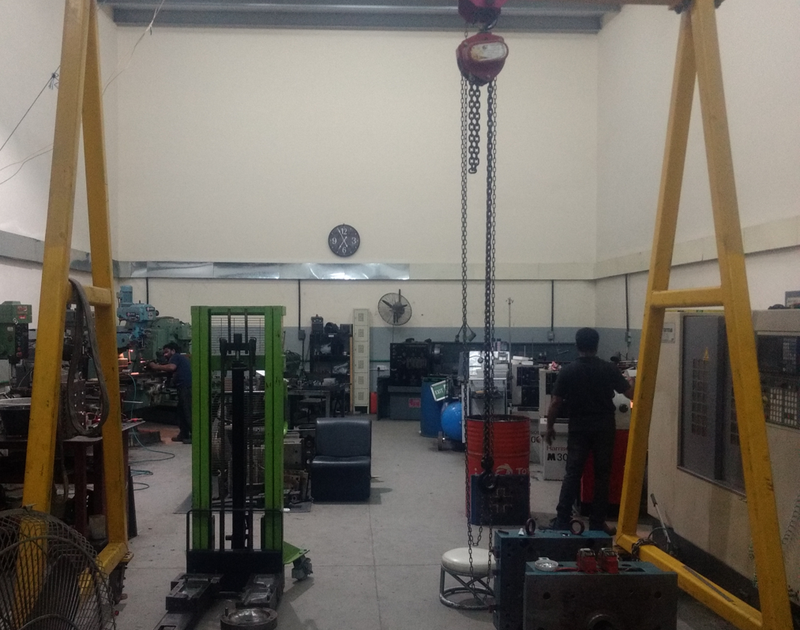 Injection Moulding Company for Sale in Ajman, United Arab Emirates