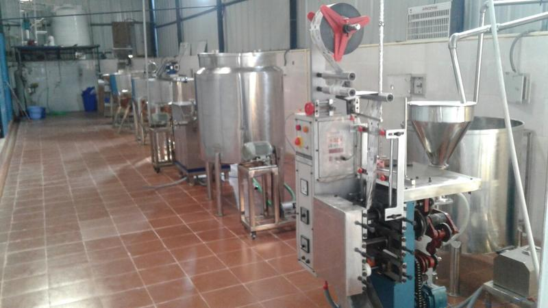 Newly Elished Food Processing Business For