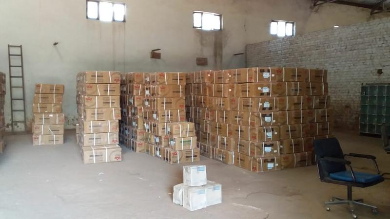 Warehousing Company Investment Opportunity in Bangalore, India