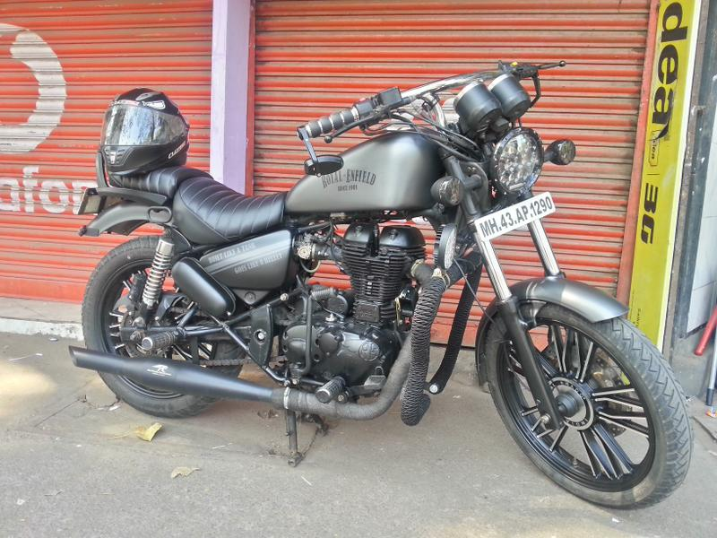 Bike Modifications Business Investment Opportunity in Thane, India