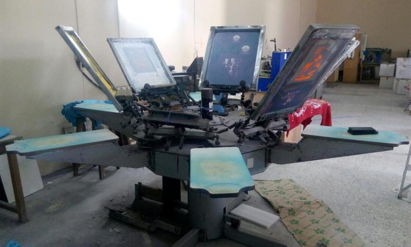 Printing Company for Sale in Ajman, United Arab Emirates