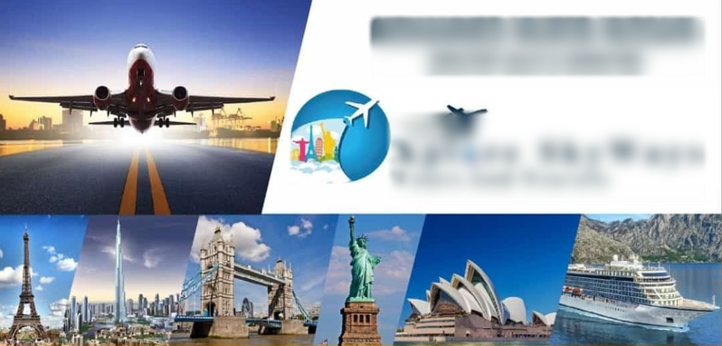 Newly Established Travel Agency for Sale in Hyderabad, India - Travel  agency catering to B2B and B2C clients and providing a range of travel