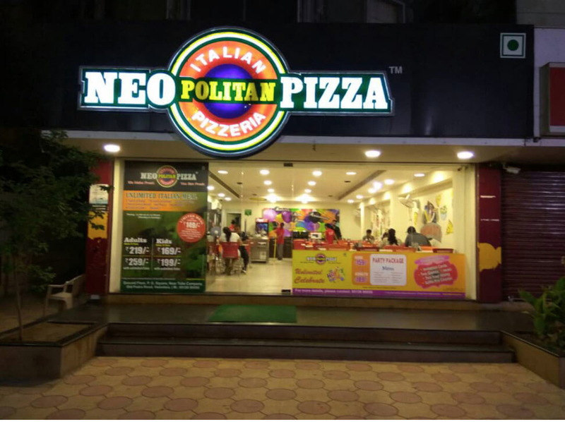 Neopolitan Pizza Franchise Opportunity