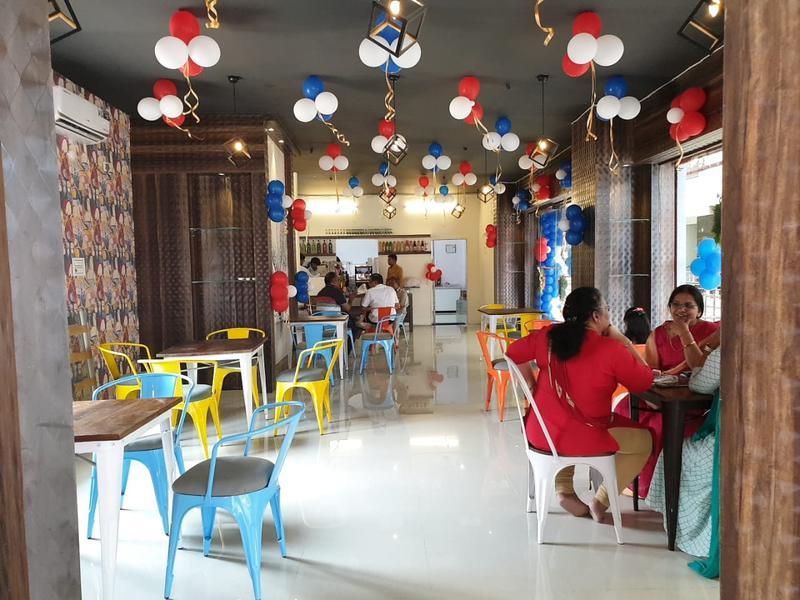 Newly Established Cafe for Sale in Warangal, India