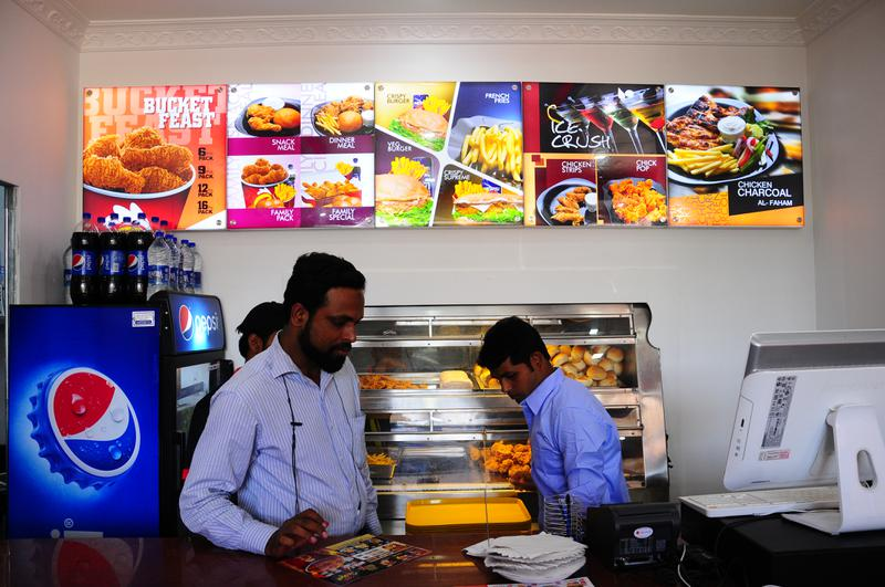 Fast Food Restaurant for Sale in Kerala, India