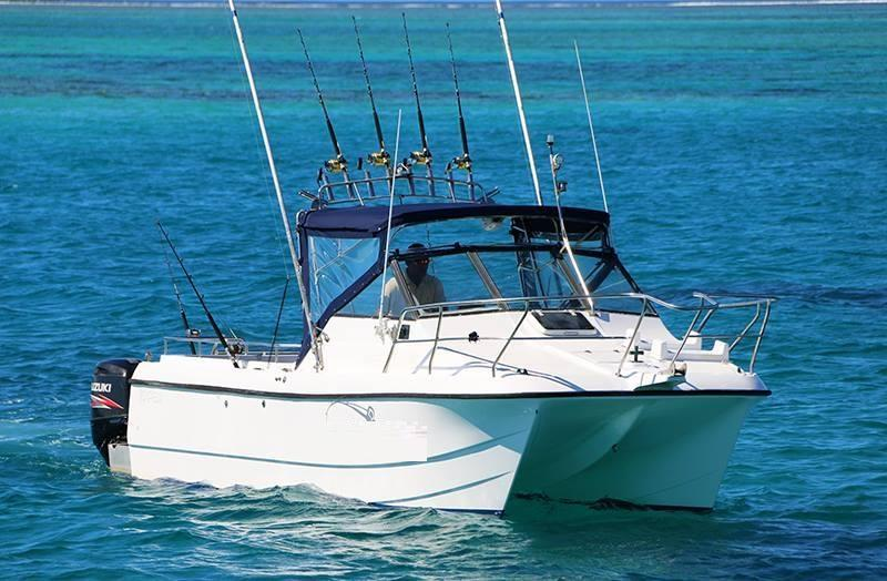 Lifestyle Fishing Boutique Boat Charter Business For Sale In Fiji