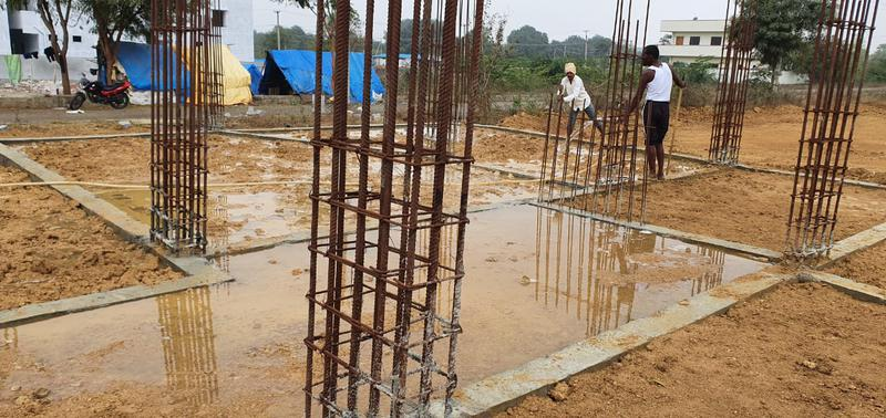 Profitable Construction Material Wholesale Company Investment Opportunity in Hyderabad, India