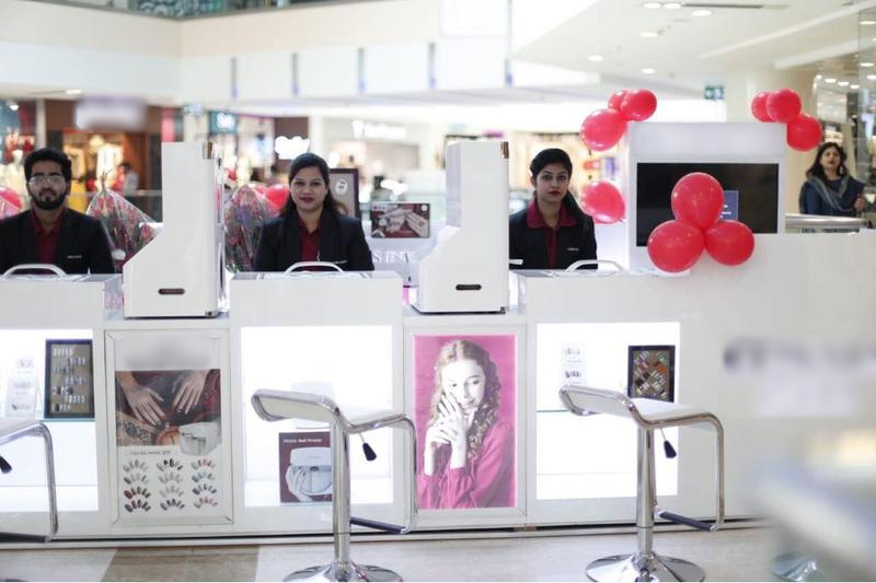 Nail Salon Investment Opportunity in Noida, India