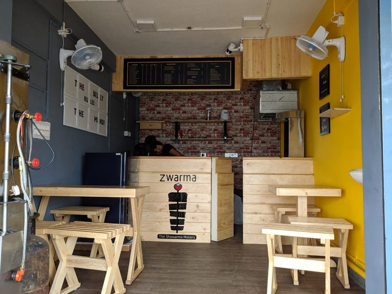 Zwarma - The Shawarma Makers Franchise Opportunity
