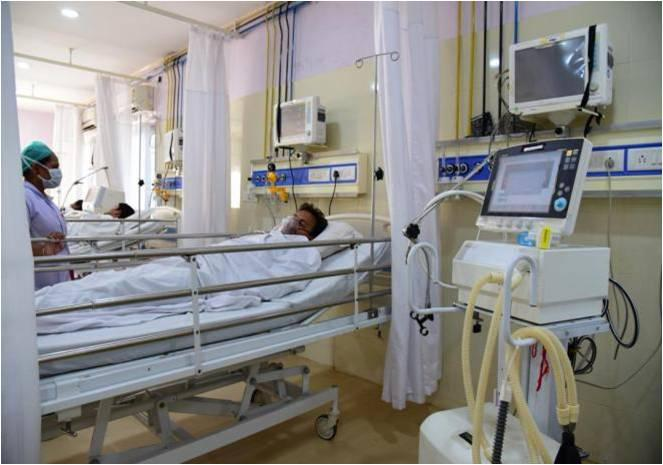 Hospital for Sale in Bhubaneswar, India