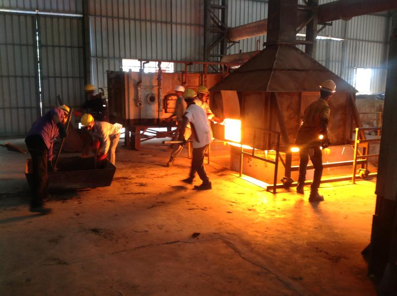 Iron Foundry Investment Opportunity in Andhra Pradesh, India