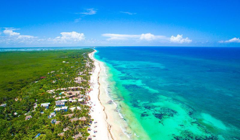 Commercial Land Investment Opportunity in Cancún, Mexico