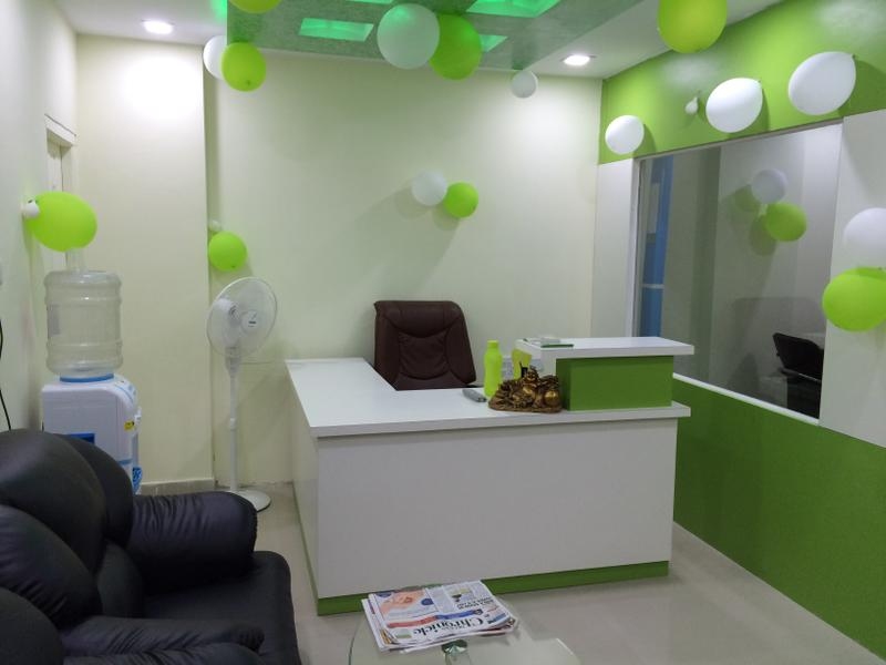Beauty Clinic for Sale in Hyderabad, India seeking INR 28 lakh