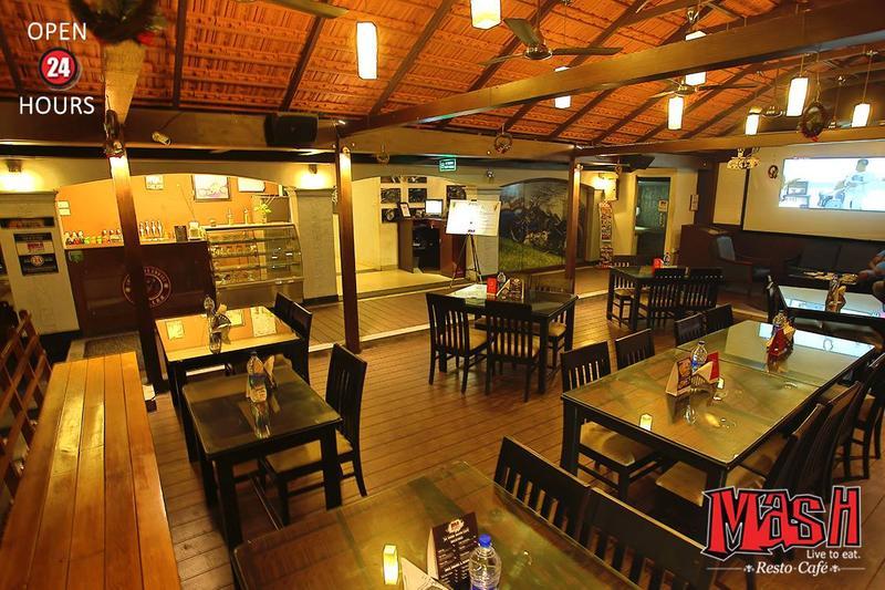 Mash Restocafe Restaurant Franchise Opportunity