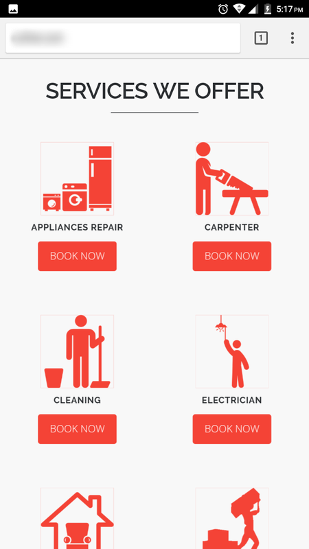 Handyman Services Company Investment Opportunity in Mumbai, India