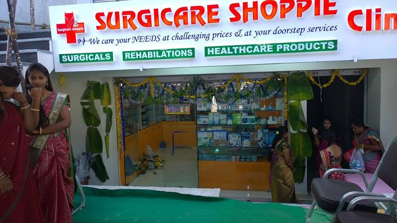 Surgicare Shoppie Pharma & Surgical Distributor Franchise