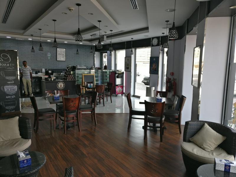 Newly Established Cafe for Sale in Dubai, United Arab Emirates