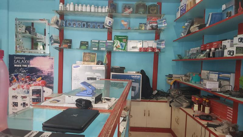 Computer Shop Seeking Loan in Nepalgunj, Nepal