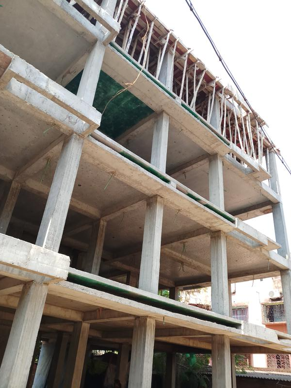 Residential Real Estate Seeking Loan in Behala, India - Residential  building construction company working in partnership with the land owner,