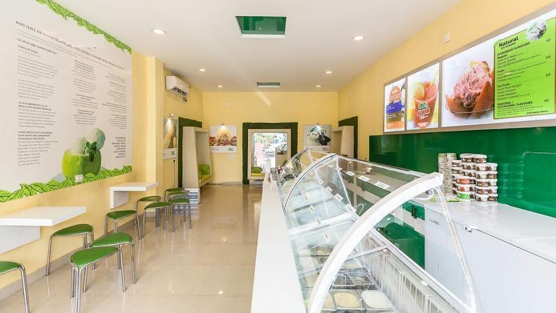 Ice Cream Parlor Investment Opportunity in Nagpur, India