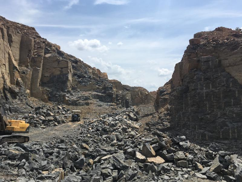 Granite & M-sand Quarry Investment Opportunity in Chennai, India
