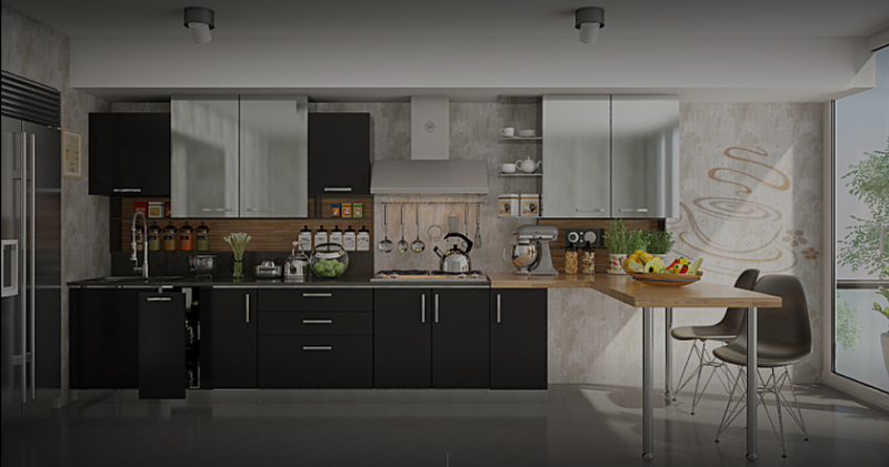 Kitchen Cabinet franchise in India. Beth Living Franchise Opportunity