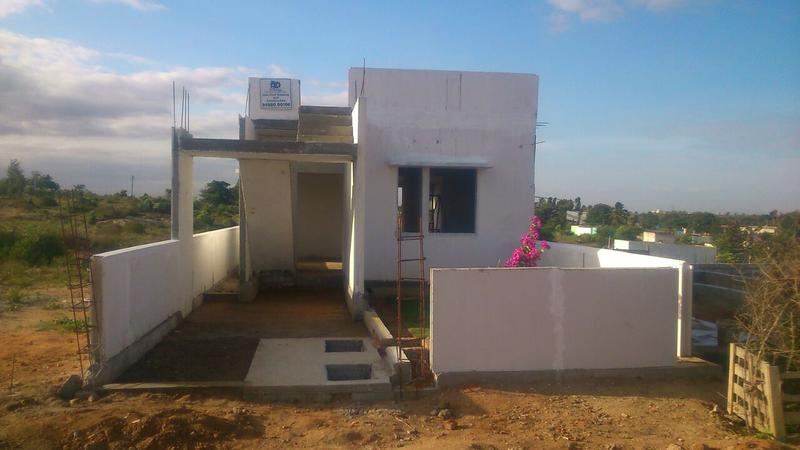 Residential Real Estate Construction Company Investment Opportunity in Bangalore, India