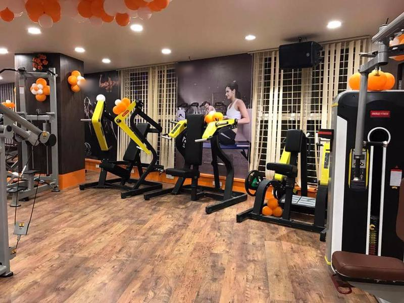 Gym for Sale in Davangere, India