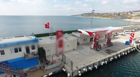 Petroleum Product Wholesale Company for Sale in Istanbul, Turkey