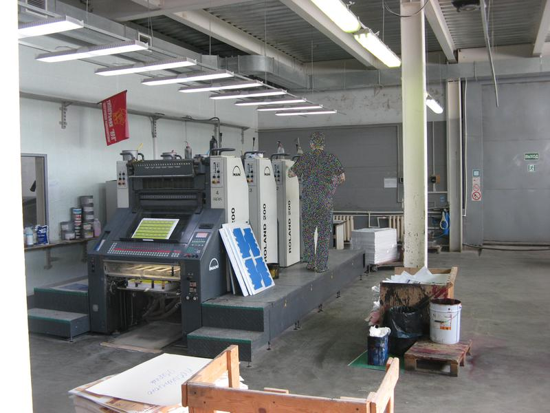Printing Business for Sale in Nizhny Novgorod, Russia