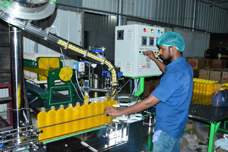 Edible Oil Refinery Seeking Loan in Dindigul, India