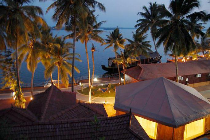 Resort Assets for Rent in Kollam, India