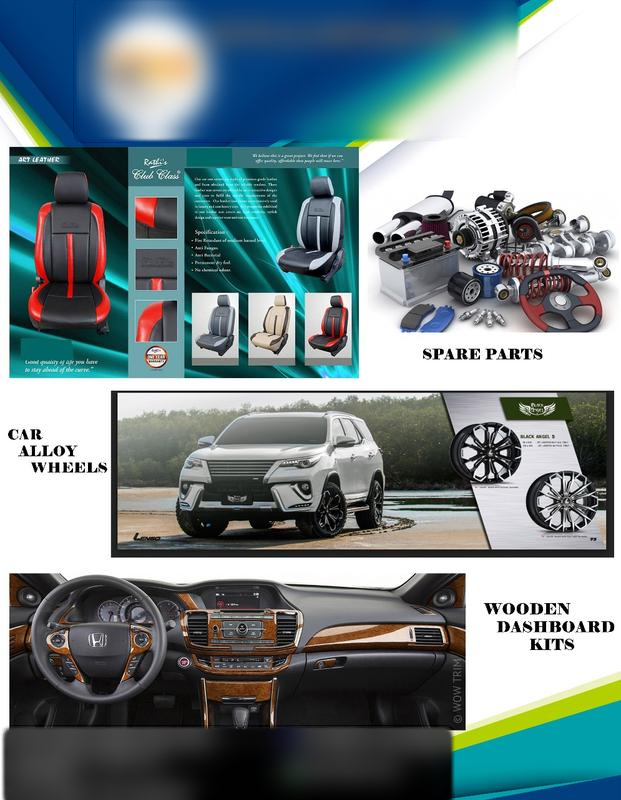 Auto Accessories Shop Investment Opportunity in Noida, India
