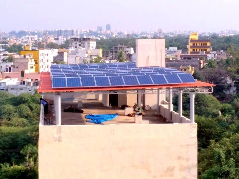 Newly Established Solar Projects Company Investment Opportunity in Hyderabad, India