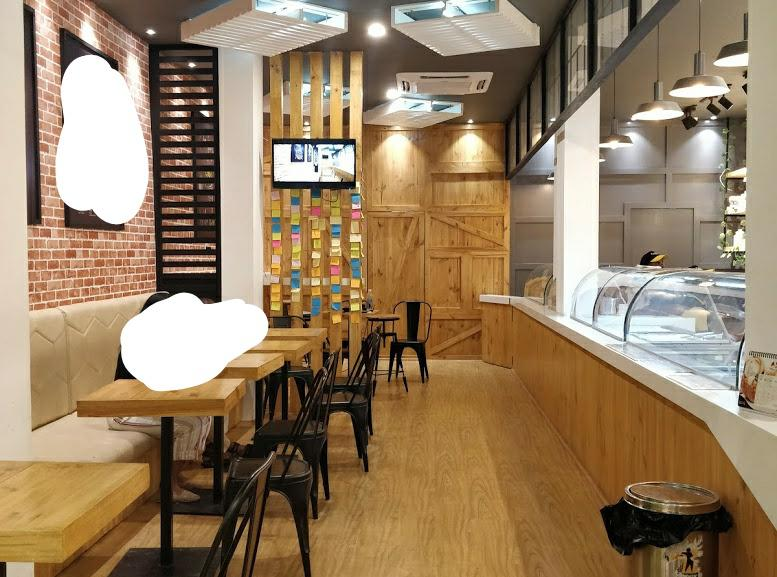 Ice Cream Parlor for Sale in Hyderabad, India