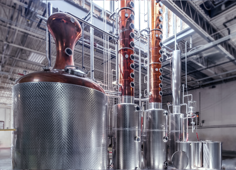 Distillery Investment Opportunity in Lake Forest, United States
