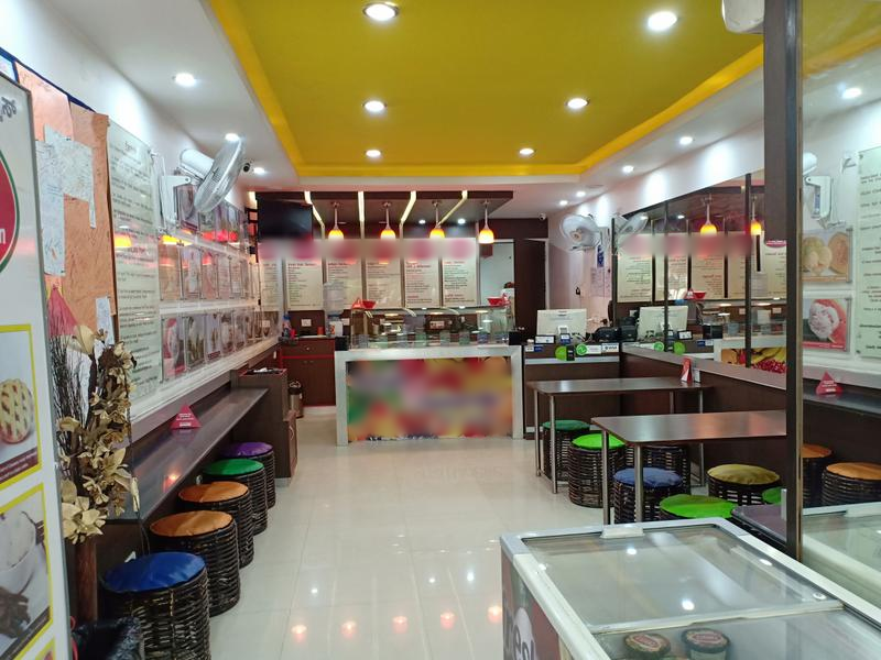 Ice Cream Parlor for Sale in Bangalore, India