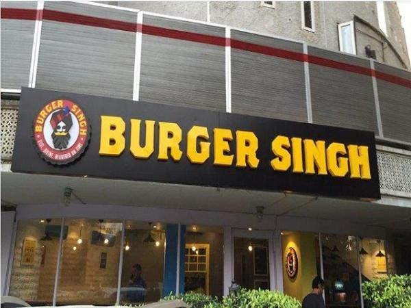 Burger Singh Franchise Opportunity