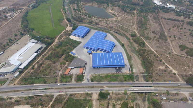 Warehouse Property Assets for Sale in Lamphun, Thailand