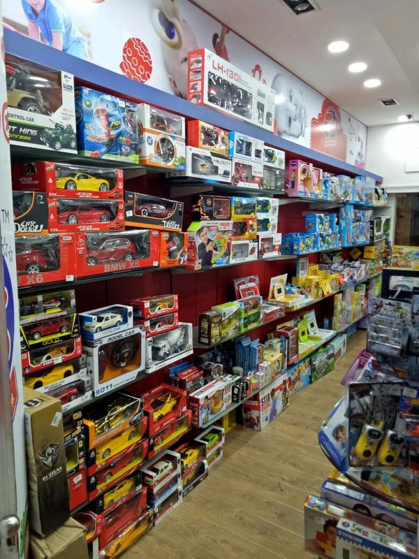 Ttoys Franchise Opportunity