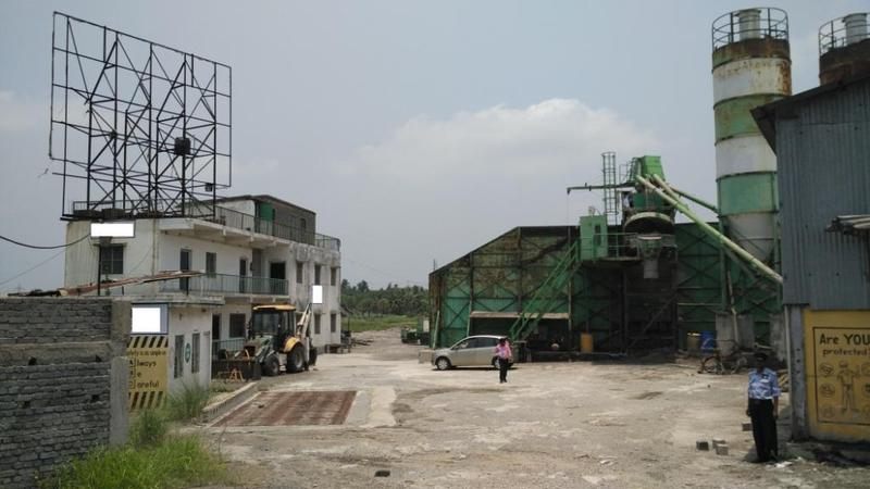 Concrete Plant Along With The Land for Sale in Kolkata, India
