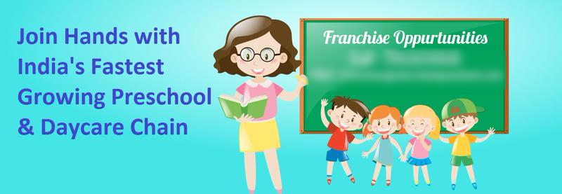 Junior Champs Play School Franchise Opportunity