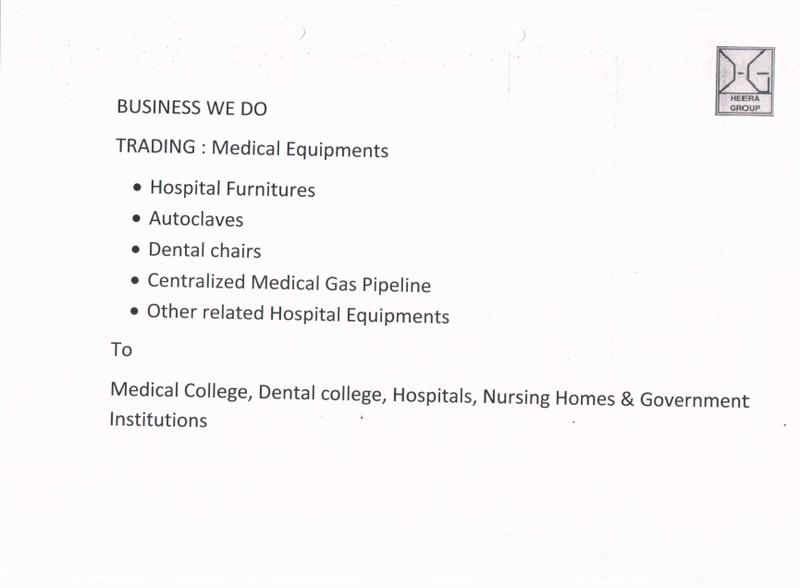 Medical Devices Business Investment Opportunity in Bangalore, India