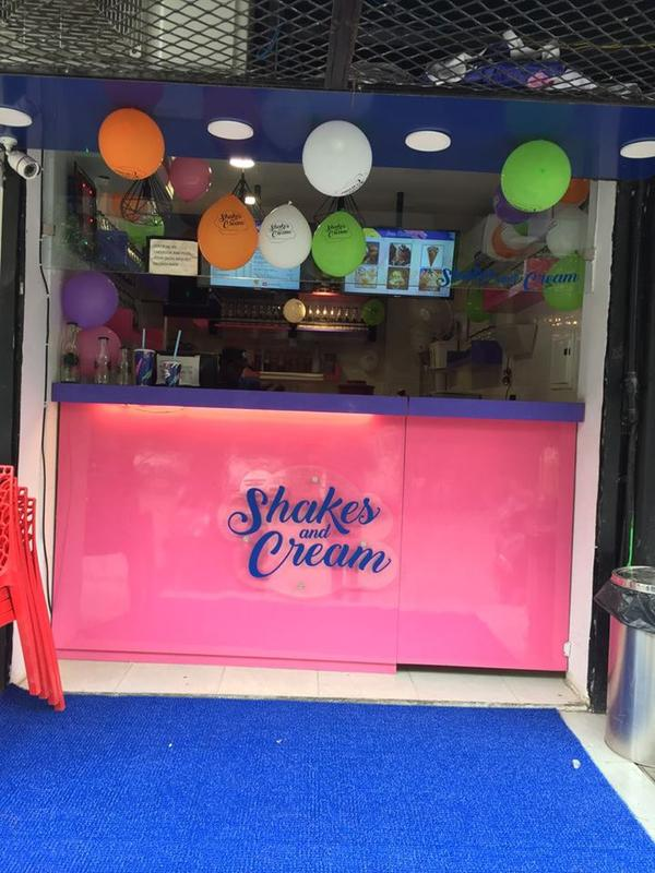 Shakes and Cream Franchise Opportunity