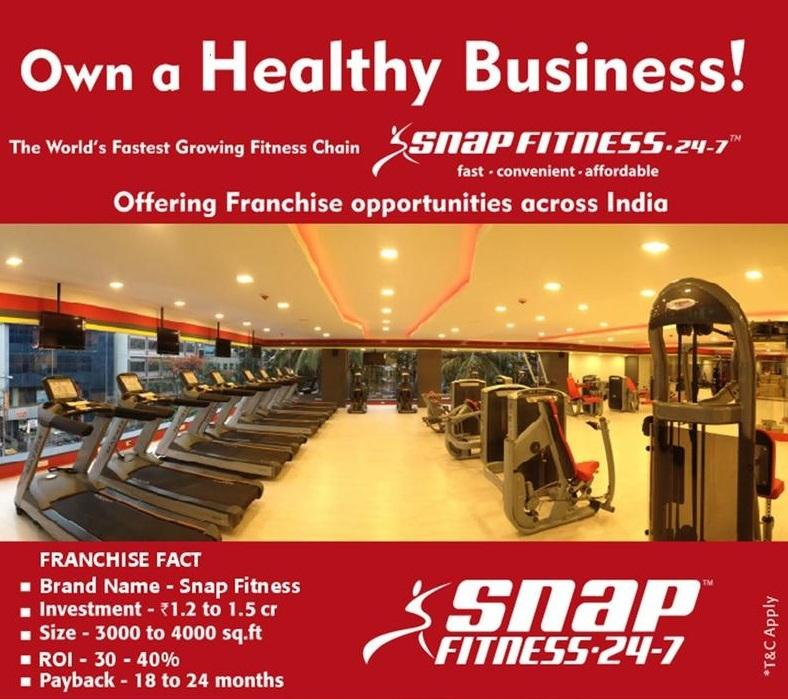 Snap Fitness Franchise Opportunity