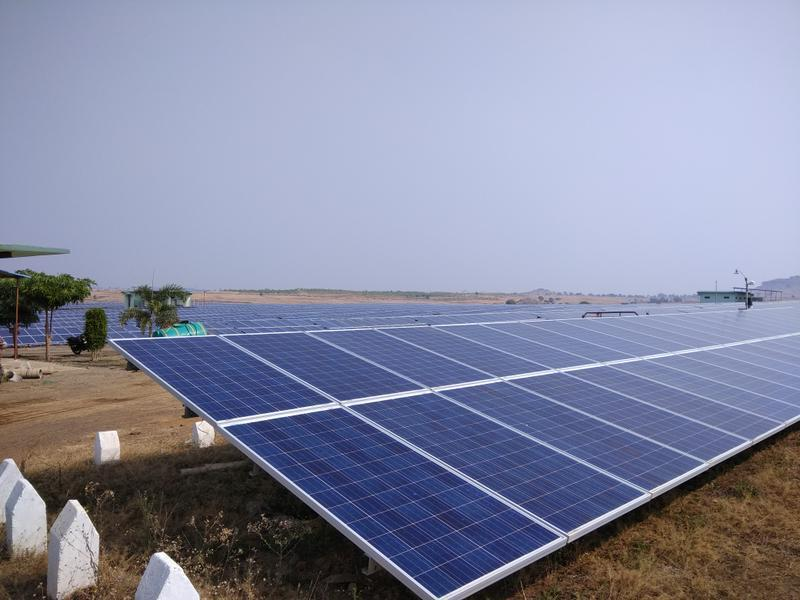 Profitable Solar Projects Company Seeking Loan in Chandrapur, India