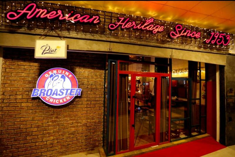 American Heritage. Genuine Broaster Chicken Franchise Opportunity