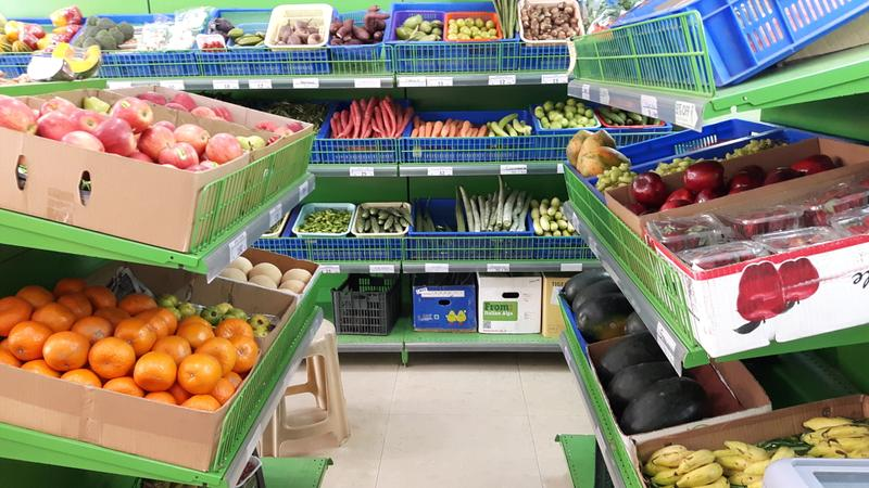 Fruits & Vegetables Focussed Retail Store in Navi Mumbai, India